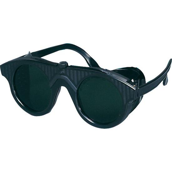 Nylon Schweißerbrille mit austauschbaren Gläsern
