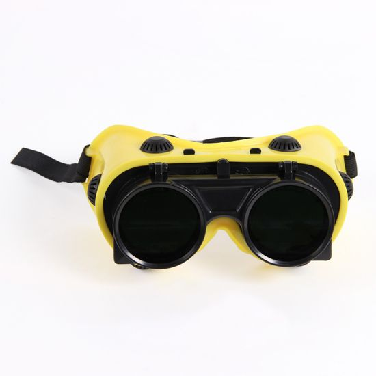Schweißerbrille klappbar