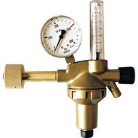GCE Rhöna Profi Druckminderer Argon/CO2 Flowmeter 001