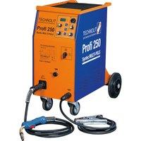 TECHNOLIT Profi 250 Syntec Multi-Puls Schweißanlage 001