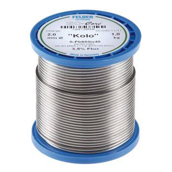 """ISO-Core """"Kolo"""" S-Pb60Sn40 500g Spule"""