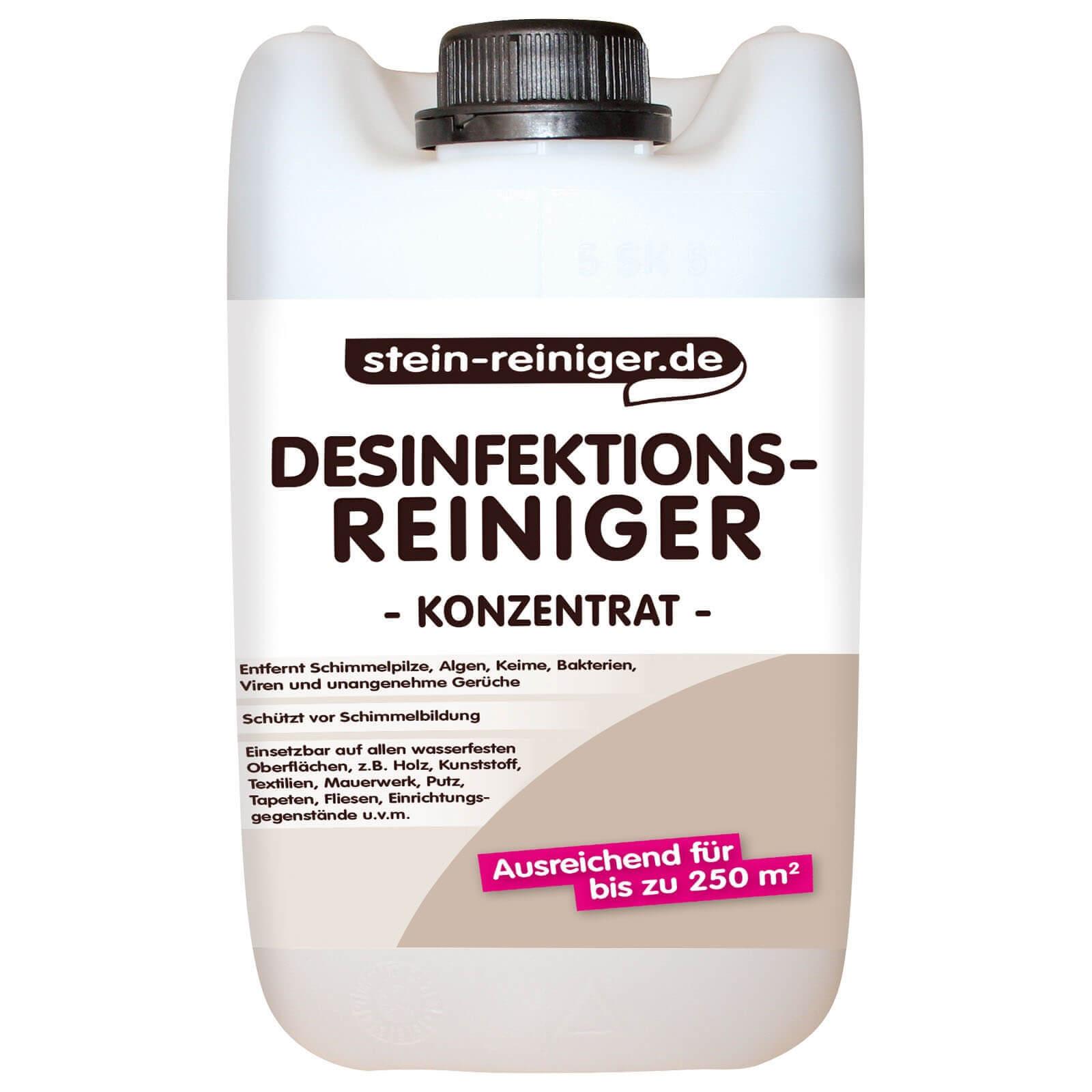 stein-reiniger.de: Desinfektions-Reiniger Reini...