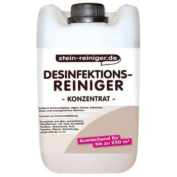 Desinfektions-Reiniger Konzentrat 5L 001