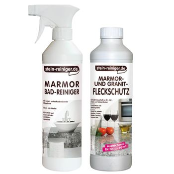 Marmor Granit Bad Reiniger SET 001