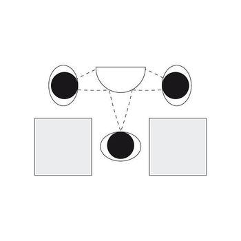 Jislon Sicherheitsspiegel 180° - verschiedene Durchmesser 4