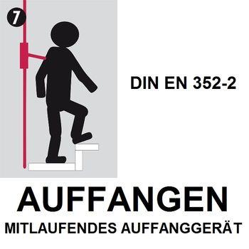 MILLER by Honeywell Absturzsicherung Dach- & Leiterset 3 tlg. 7
