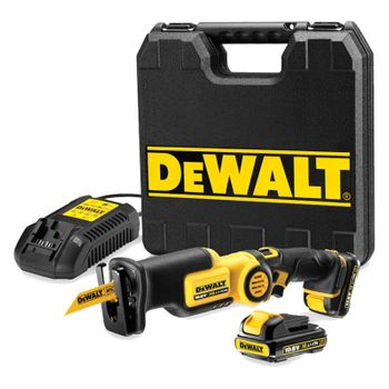 DeWALT Akku-Säbelsäge DCS310D2-QW 1