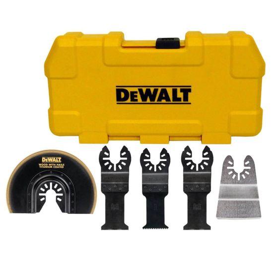 Multi Tool Zubehör-Set DT20715-QZ - 5 tlg.