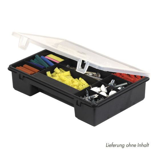 Organizer 66 1-92-736, transparenter Deckel