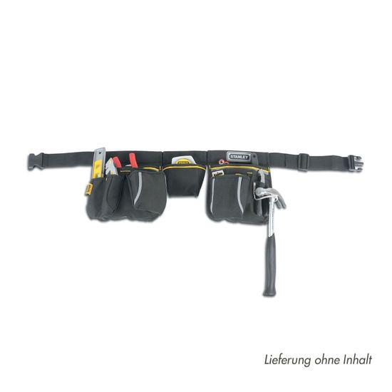 Werkzeuggürtel + abnehmbare Taschen 1-96-178