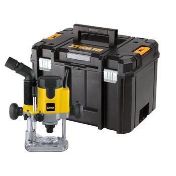 DeWALT Oberfräse DW622KT-QS + T-STAK-Box VI 001