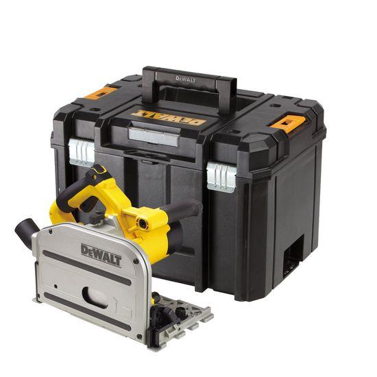 Tauchkreissäge DWS520KT-QS inkl. T-STAK-Box VI