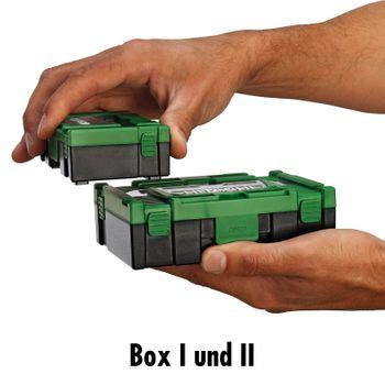 HiKOKI HITACHI Bit-Box 32 tlg. (Box I) 3