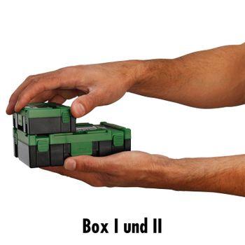 HiKOKI HITACHI Bit-Box mit Ratsche 24 tlg. (Box I) 5