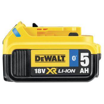 DeWALT Ersatz-Akku DCB184B-XJ Bluetooth 2