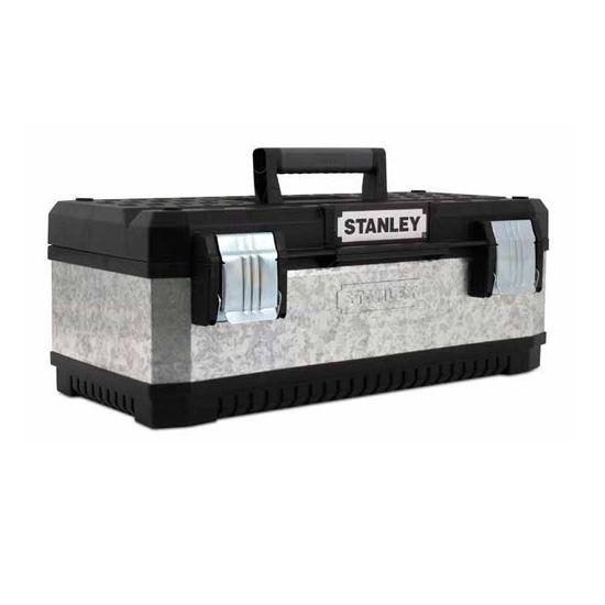 STANLEY Werkzeugbox Stanley Metall-Kunststoff 1-95-620, groß