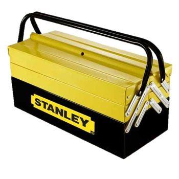 STANLEY Werkzeugkasten Metall Cantilever 001