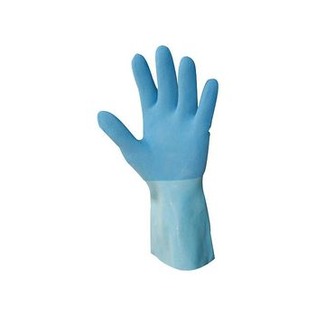 NITRAS Blue Power Grip Latexhandschuh 1611 2