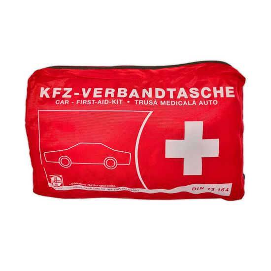 Actiomedic Car Safety KFZ-Verbandtasche