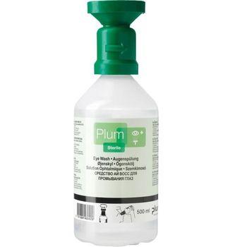 plum Augenspülstation in Wandbox inkl. 2x 500 ml Augenspüllösung 2