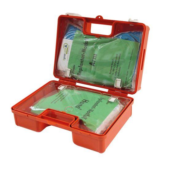 Replantat-Notfall-Koffer Hand und Arm