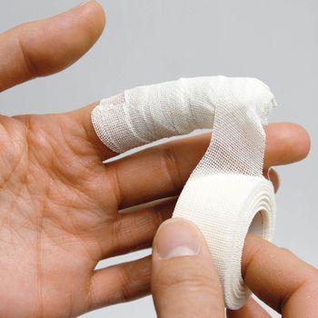 WILPEG Schnellverband First Aid Aqua-Elastik 3 cm x 7 m 5
