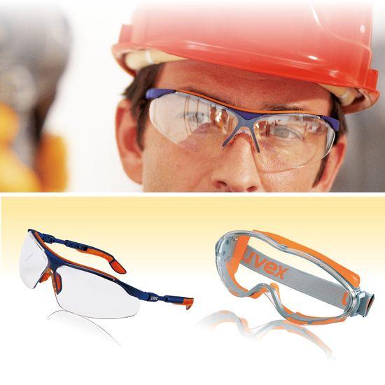 Schutzbrillen-Set 2 tlg.