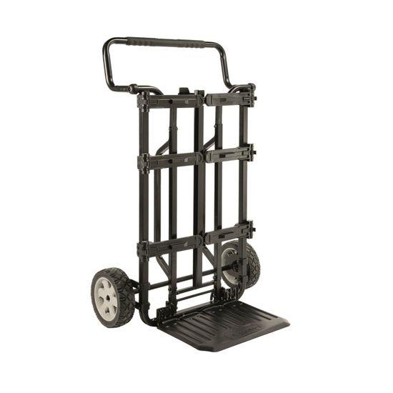 DSCARRIER Metall-Trolley 1-70-324 + Schnellaufnahme-System