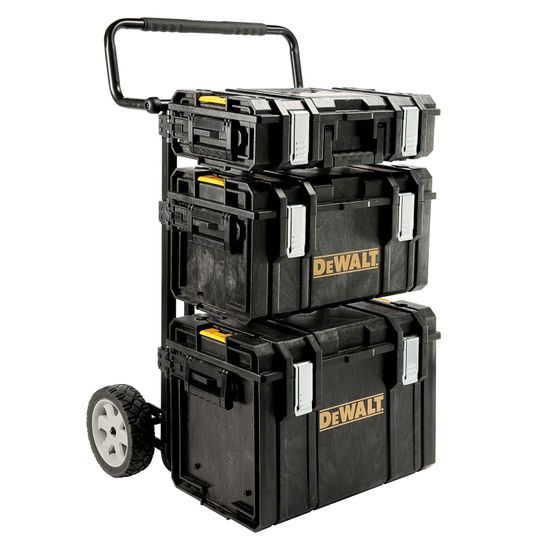 4in1 Tough System Set 3 1-70-349 ToughBoxen + Trolley