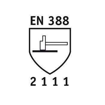 NITRAS Skin Nylon-Strickhandschuh 6240, PU-Beschichtung 7