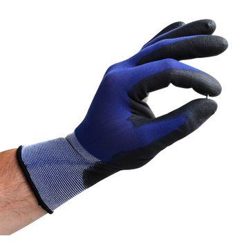 NITRAS Skin Nylon-Strickhandschuh 6240, PU-Beschichtung 2