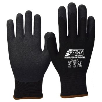 NITRAS Snow Fighter Winterhandschuhe 1606W 001