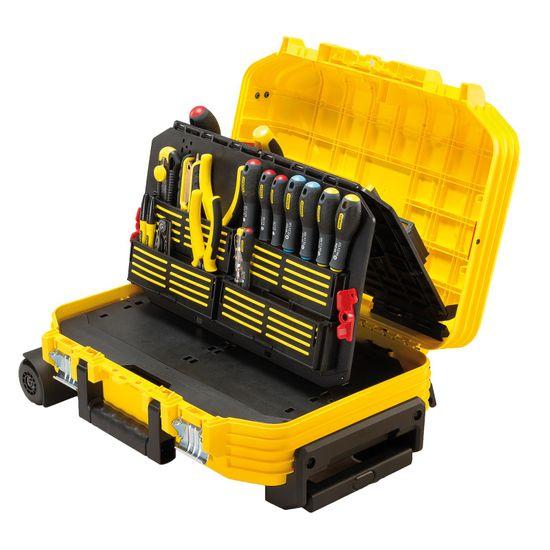 STANLEY FATMAX Werkzeugkoffer FMST1-75530, bestückt 104 tlg.