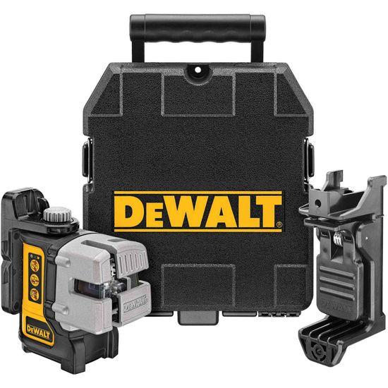 DeWALT Multi Linien-Laser DW089K-XJ