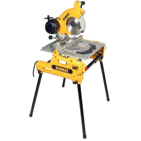 Tisch-, Kapp- und Gehrungssäge DW743N-QS