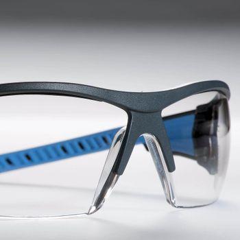 uvex Schutzbrille i-works 9194175 im Set inkl. Brillenetui 6