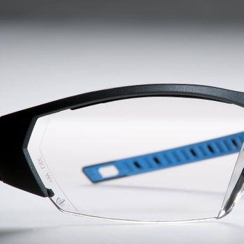 uvex Schutzbrille i-works 9194175 im Set inkl. Brillenetui 7