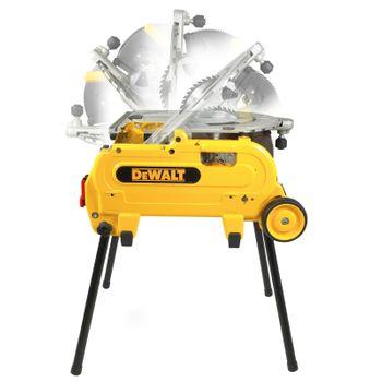 DeWALT Tisch-, Kapp- und Gehrungssäge D27107XPS-QS 1