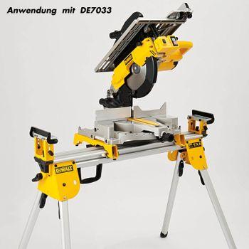 DeWALT Tisch-,Kapp- und Gehrungssäge D27113-QS 4