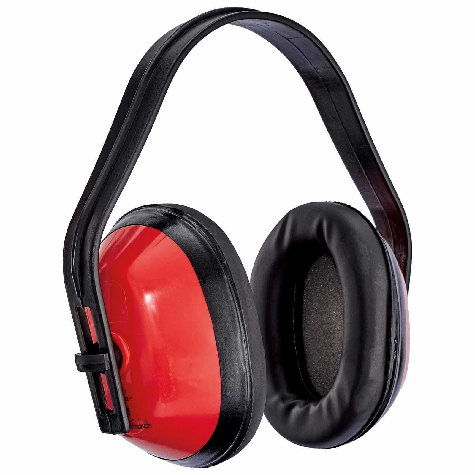 Kapselgehörschutz PROTEKT BASIC, Gehörschutz, Gehörschutzkapsel 25dB, Helm Gehörschutz, Lernhilfe für Schulunterricht, Kindergehörschutz