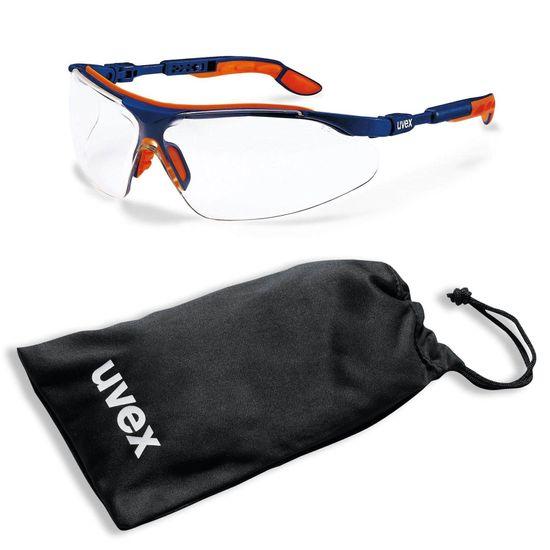 Schutzbrille i-vo 9160265 im Set inkl. Mikrofaser-Beutel