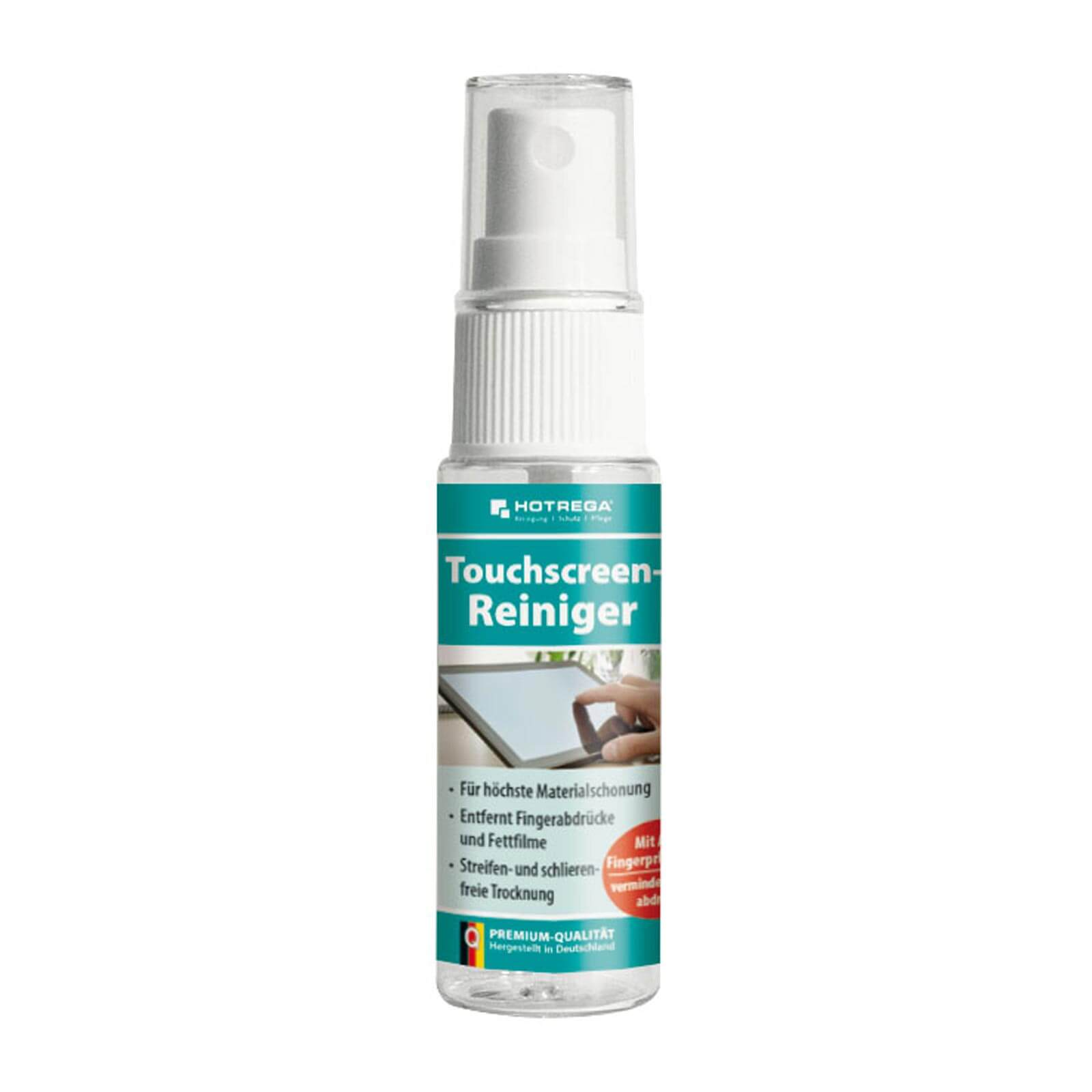 HOTREGA Touchscreen-Reiniger 30ml - Anti Fett- ...