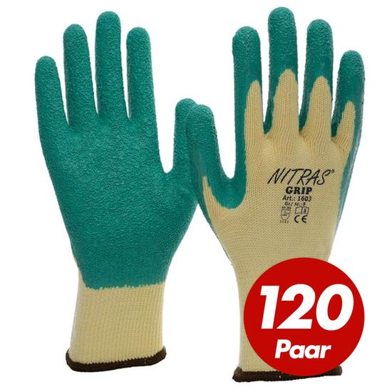 Grip Allroundhandschuhe 1603 - VPE 120 Paar