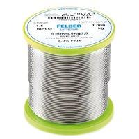 """Felder ISO-Core """"VA"""" Sn96,5Ag3,5 1000g Spule 001"""