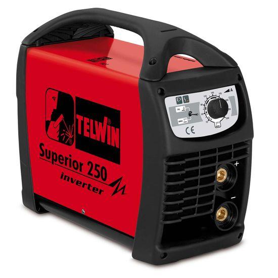 TELWIN Superior 250 MMA / WIG Elektrodenschweißgerät