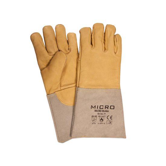 NITRAS Micro-Welder Schweisserhandschuhe