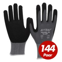 144 Paar Flexible Fit Allroundhandschuhe 8800