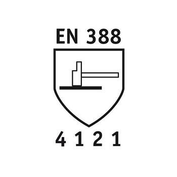 NITRAS 144 Paar Flexible Fit Allroundhandschuhe 8800 2